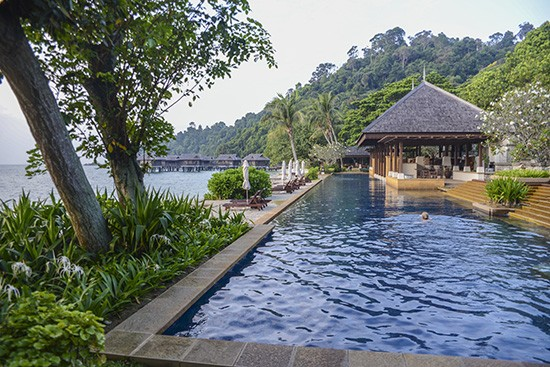 Pangkor Laut Spa Village Private Pool