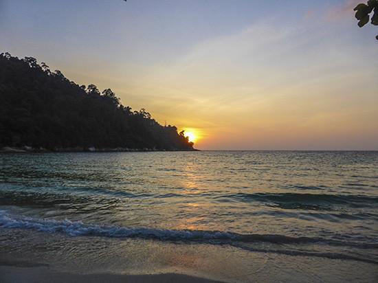 Pangkor Laut Sunset Photo