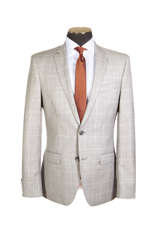 SU15-FMY00--Grey-windowpane-check_orange-label_bust