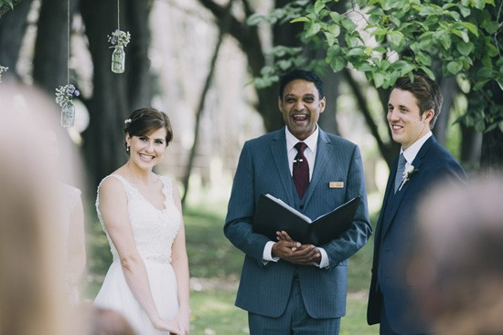 Southern highlands wedding ceremony