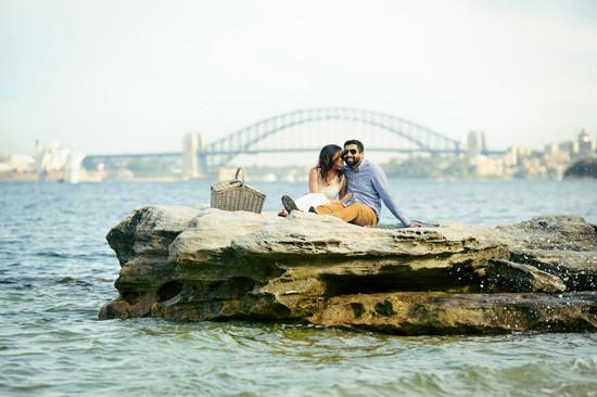 Sydney Harbour Engagememt Photos018