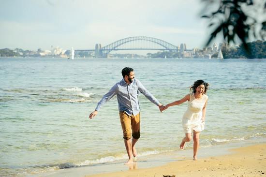 Sydney Harbour Engagememt Photos052
