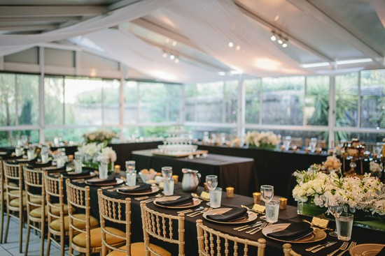 The Willows Marquee Reception