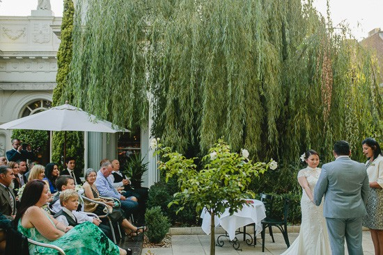 The Willows wedding ceremony venue