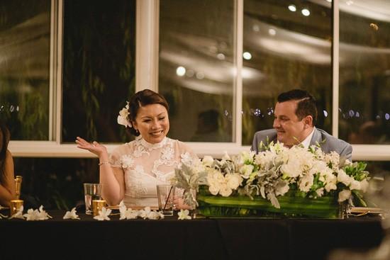 The Willows wedding speeches