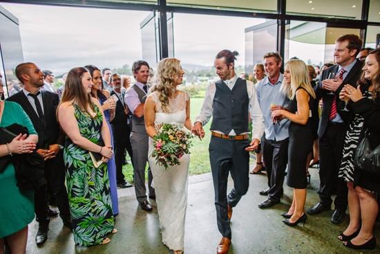 Wedding at Helen's Hill Estate
