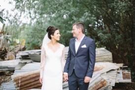 Wedding photo by Corey Sleap.
