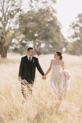 Wedding portrait by Jonas Peterson