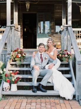 Yandina Station Country Wedding