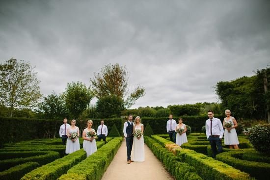 Yarra Valley Garden wedding