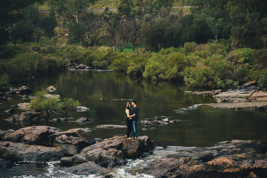 Bells Rapids Engagement035