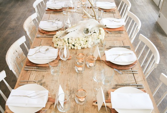 Chic Bohemian Wedding Ideas005