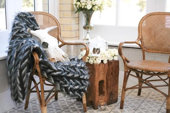 Chic Bohemian Wedding Ideas065