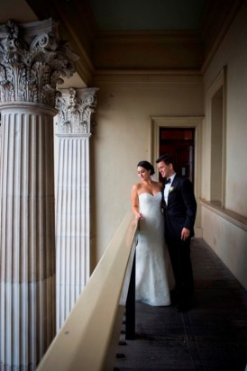 Classic Customs House Wedding154