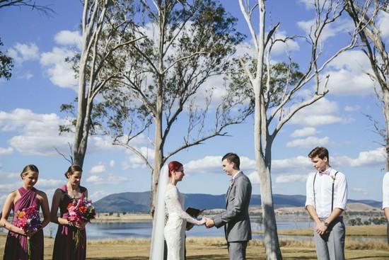 Country Dam Wedding010