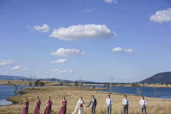Country Dam Wedding066