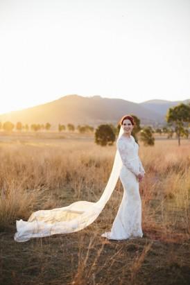 Country Dam Wedding077