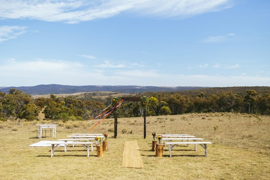 Outdoor Country Wedding039