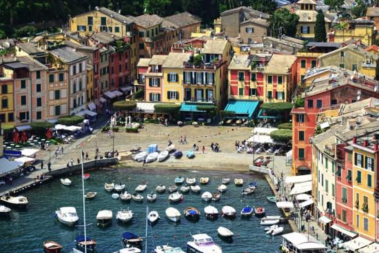 Portofino-Piazzetta-HDR