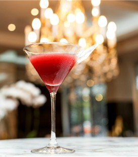 Queen of Hearts Cocktail
