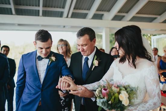 Romantic Queensland Winery Wedding057