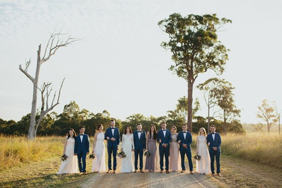 Romantic Queensland Winery Wedding090