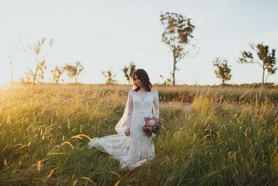 Romantic Queensland Winery Wedding101