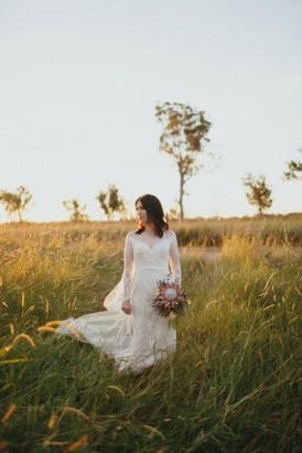 Romantic Queensland Winery Wedding105