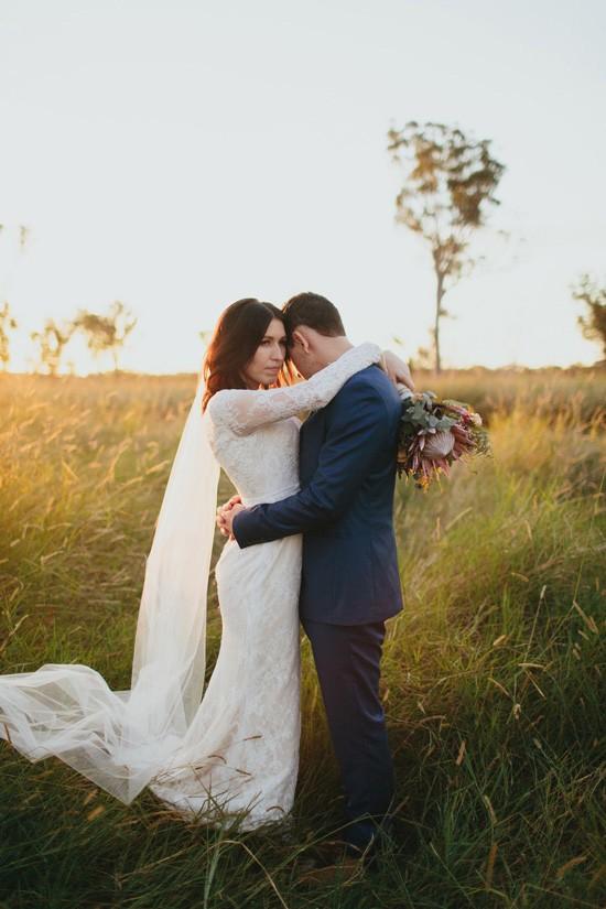 Romantic Queensland Winery Wedding107