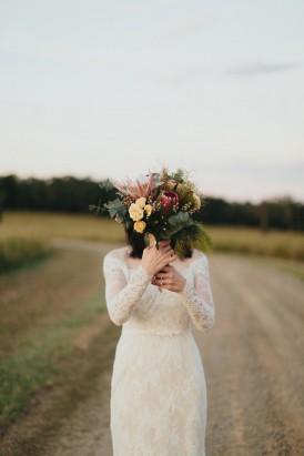 Romantic Queensland Winery Wedding123