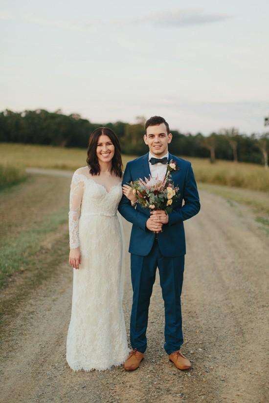 Romantic Queensland Winery Wedding124
