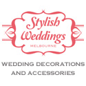 Stylish Weddings Melbourne Made banner