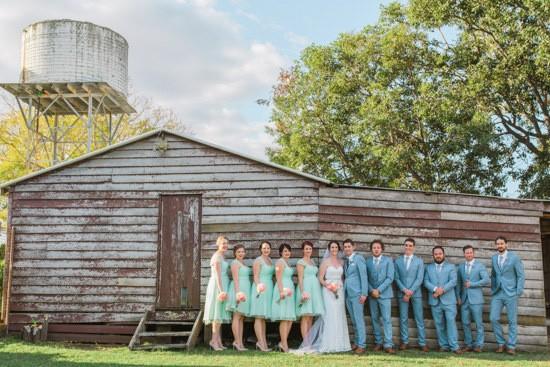 Sweet Working Farm Wedding056