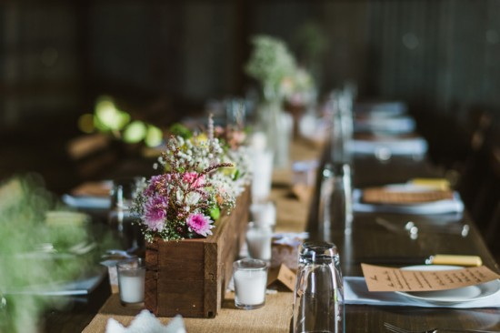 Sweet working farm wedding001