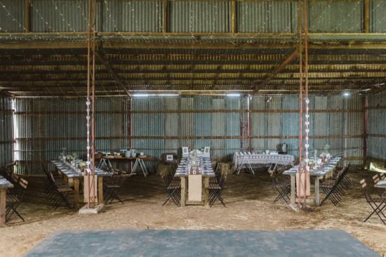 Sweet working farm wedding002