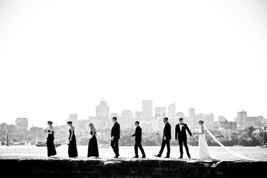 Waterside Black Tie Wedding036