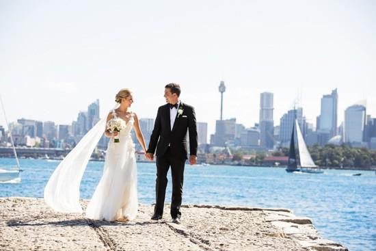 Waterside Black Tie Wedding038