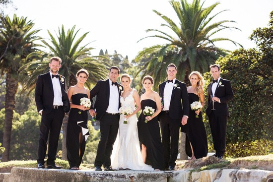 Waterside Black Tie Wedding042