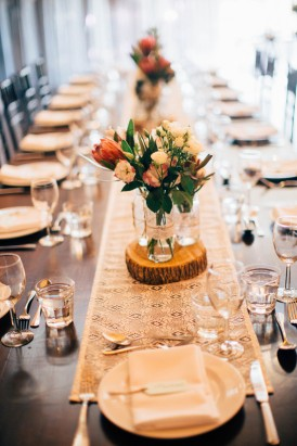 Garden Restaurant Wedding101