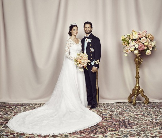 Prince Carl Philip Sofia Hellqvist Wedding