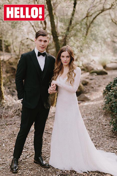 Riley Keough and Ben Smith-Petersen Wedding