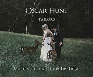 Oscar Hunt Grande Groom banner