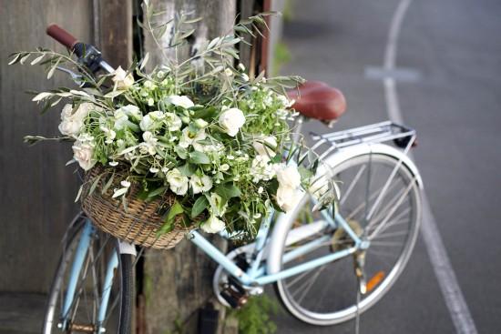 melbourne wedding bike styling