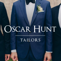 Oscar Hunt Bride banner