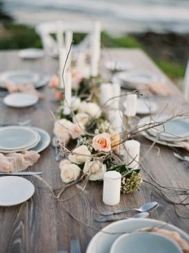 Beach Wedding Tablescape008