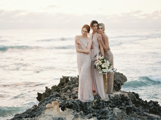 Beaded Bridesmaid Gowns048