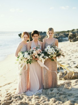 Beaded Bridesmaid Gowns109