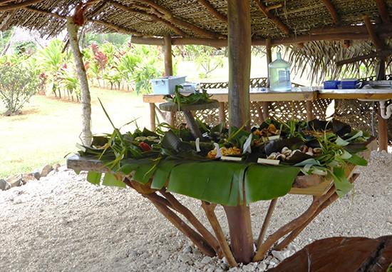 Cook Islands Food