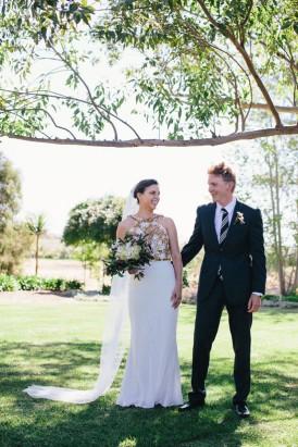 Country garden wedding020