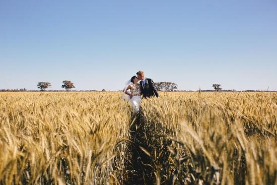 Country garden wedding051